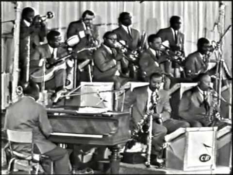 Count Basie Orchestra - International Festival De Jazz Antibes - Juan Les Pins Festival - Full Show