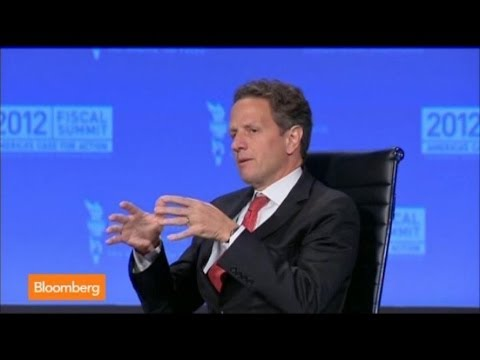 Tim Geithner's Reluctant Path to Treasury Secretary