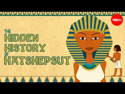 The pharaoh that wouldn't be forgotten - Kate Green