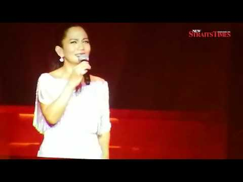 Sheila wows fans with electrifying performance in her 3-hour concert