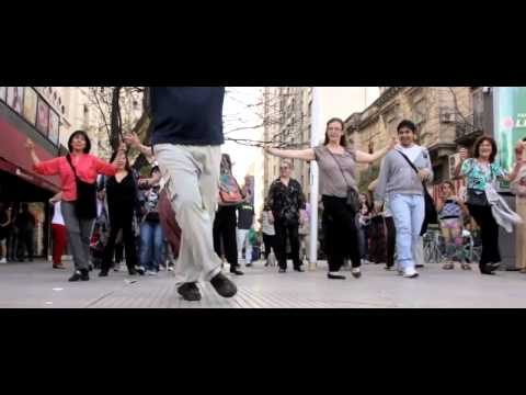 Zorba FlashMob - Bahia Blanca, Argentina