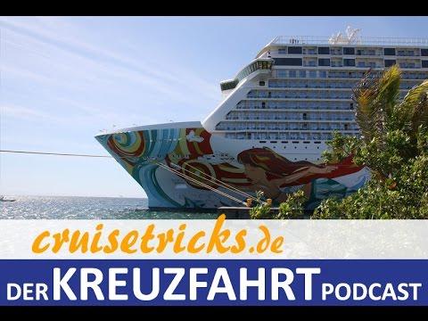 Norwegian Getaway in Harvest Caye, Honduras und Mexiko - cruisetricks.de Kreuzfahrt-Podcast
