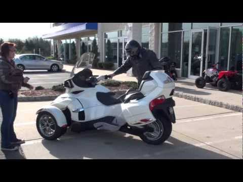 3 Wheeled Motorcycles on Sale