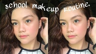 Affordable Back to School Makeup! (Philippines) | Mara Adriano