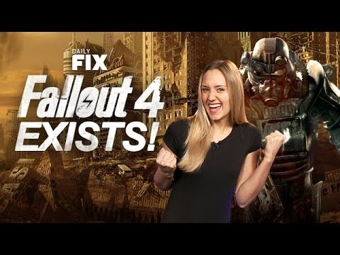 Fallout 4 Exists and Wii U Disappoints - IGN Daily Fix 12.12.13