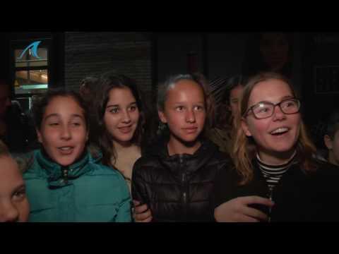Halloween Koopavond Den Helder 2016