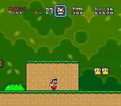 Super Mario World SNES Complete 1 24 YouTube