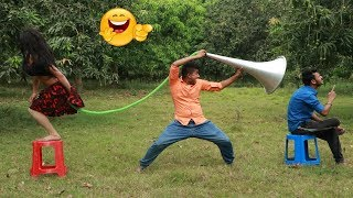 Very Funny Stupid Boys_New Comedy Videos 2020_Episode 68_ By Funkivines