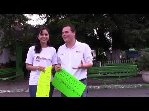 RedJXMex en Línea Instalaciones de la Feria de Colima (parte 2)