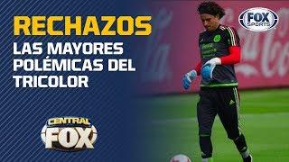 Las indisciplinas más sonadas en la Selección Mexicana