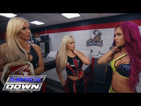 Charlotte give The Boss a match at WWE Battleground, but not that one...: SmackDown, July 14, 2016