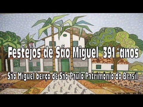 TV S�o Miguel - Festejos de S�o Miguel 391 anos