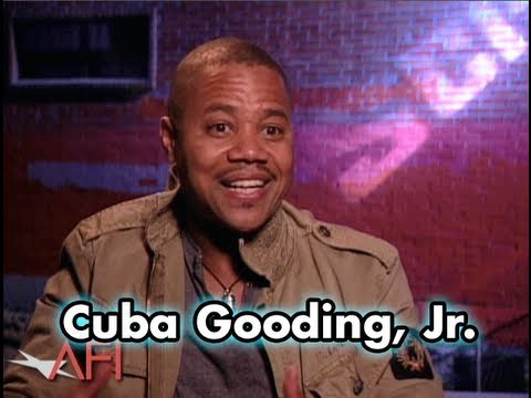 Cuba Gooding, Jr. On BACK TO THE FUTURE