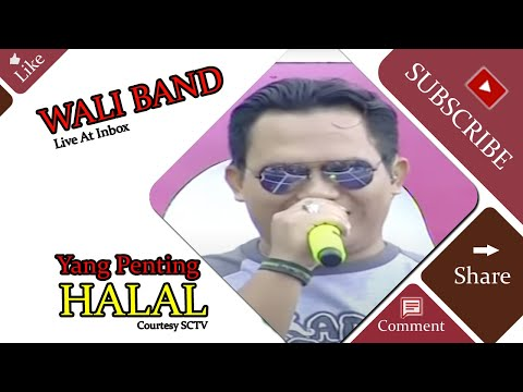 download lagu WALI BAND Yang Penting Halal Live At Inb gratis