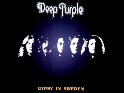 Deep Purple Gypsy In Sweden 21 03 75 Gothenburg Scandinavium, Sweden