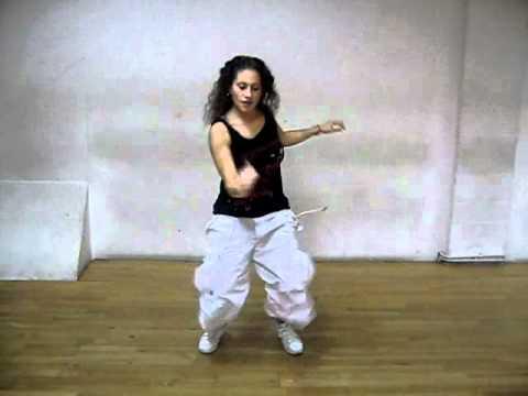 Cours de Ragga Dancehall Hip Hop avec Diane à Paris thumbnail