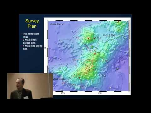 William Sager- The Largest Volcano in the World-Mid Pacific Ocean