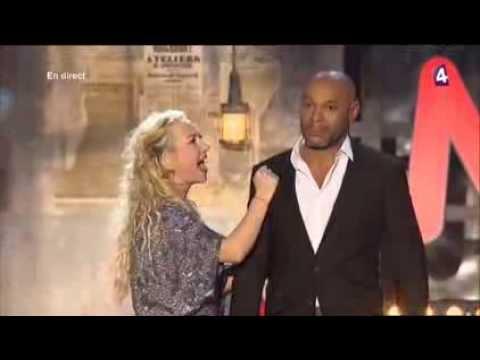 Christelle Chollet et Denis Marechal au festival de Montreux – Duo INÉDIT