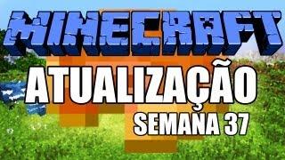"""Minecraft: Atualização Semana 37 - """"Tarte de Abóbora e Experiência Explosiva!"""" =D"""