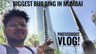 Tallest  Building In MUMBAI - PhotoShoot Vlog!😎