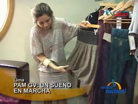 Lima: PAM GV, el sueño de una joven empresaria