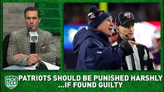 Spygate 2.0: If guilty, Patriots need to be PUNISHED HARSHLY I Pick Six Podcast