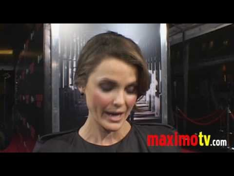 Keri Russell Interview at Extraordinary Measures Premiere