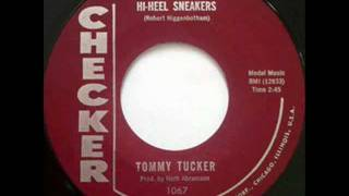 Watch Tommy Tucker Hiheel Sneakers video