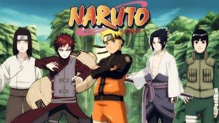 Naruto Rap | Motivacional | Sasuke, Gaara, Neji y Lee | BHR ft. Asael, Ykato, Pronimo y Kibta