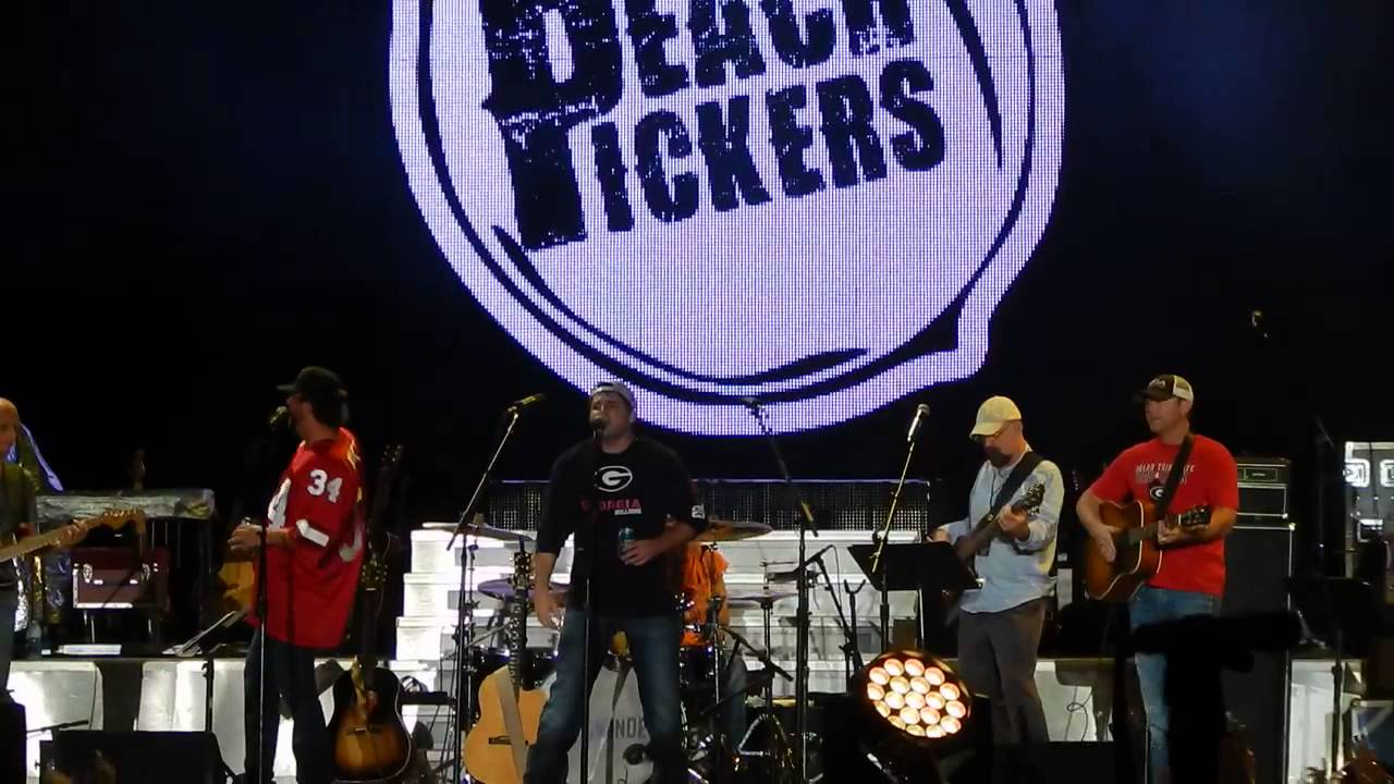 The Peach Pickers Tour
