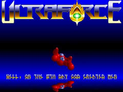 Vector Demo by Ultraforce Development 1991 Video