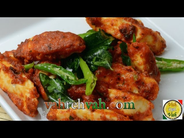 sddefault Chilli Paneer   By Chef Sanjay Thumma