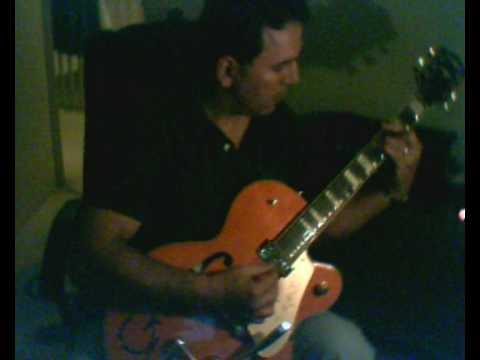Cannonball Rag - Duane Eddy - by me Gretsch 6120 DSW Chet Atkins/Fender Twin amp