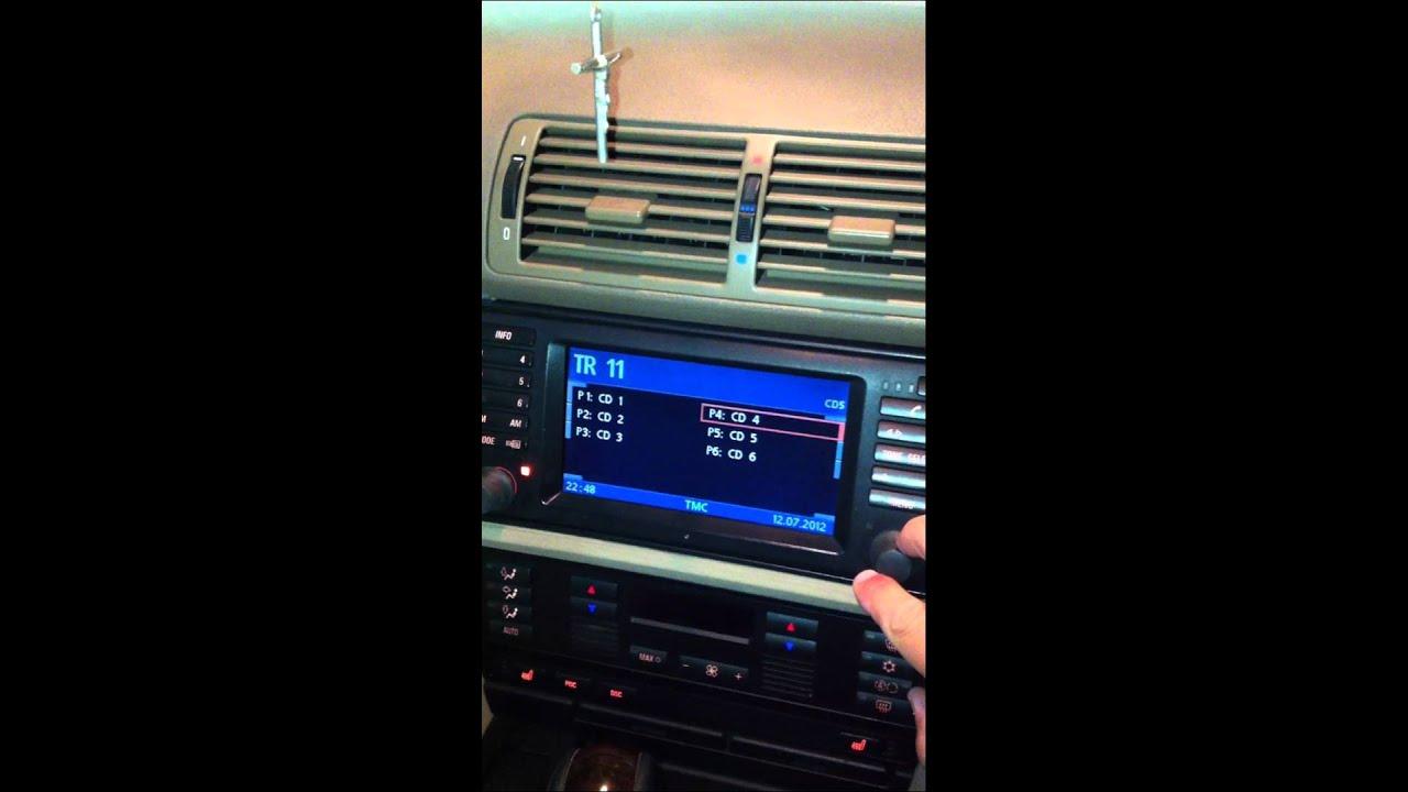 Interface Yatour Usb Sd Bmw E39 Youtube