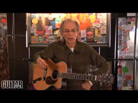 Lesson Guitar - Lesson With Steve Howe