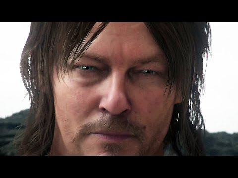 PS4 - Death Stranding Trailer (Kojima - E3 2016) PS4
