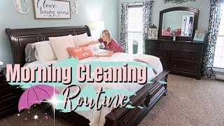 MORNING CLEANING ROUTINE//ULTIMATE CLEAN WITH ME 2018//KEEP CALM AND CLEAN