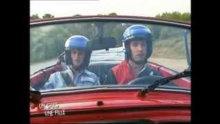 Un gars une fille - Toulon - le rallye auto