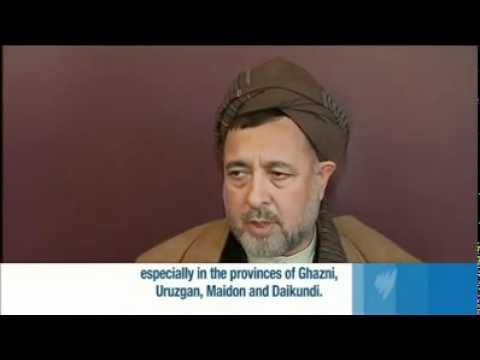 Ustad Mohaqiq on SBS World News Australia