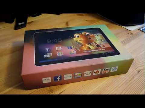 NATPC X210 Tablet Review