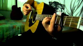 Adele-one and only-guitar cover by Gakias