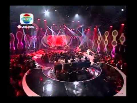 Frans - Gulali - Konser Final 6 Besar - DAcademy Indonesia