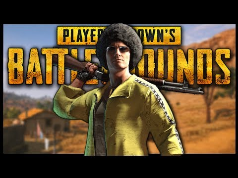 PUBG Funtage - Fight for Taco Bell & Chicken Dinners (Battlegrounds Funny Moments)