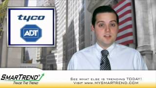 Tyco and ADT Doing Well on Wall Street After Spin Off