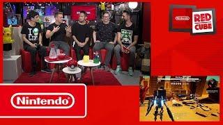 DAEMON X MACHINA vom RedCube @ gamescom 2018 (Nintendo Switch)
