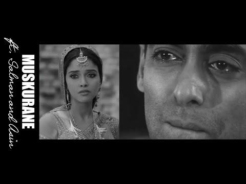 Salman & Asin | Muskurane Eng Subs WLyrics