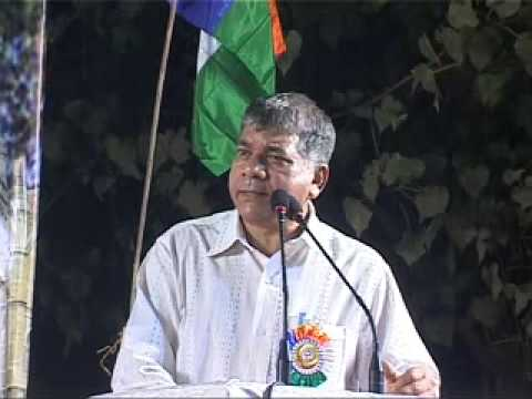 Ad.prakash Ambedkar Speech (worli,mumbai ) video
