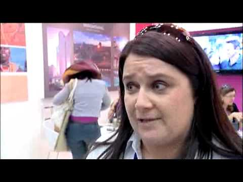 Sandra Boome, National Marketing Manager, ISO Leisure Hotels, Cape Town, SA @ INDABA 2010