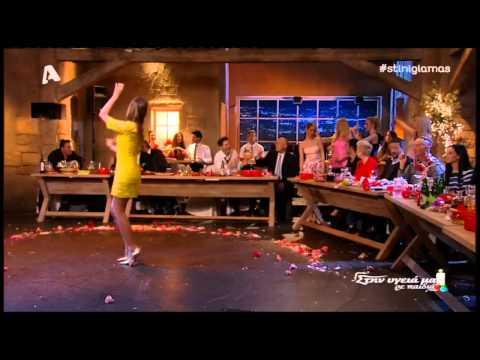Greek Music - Sexy Greek Girls Dancing... !!! Greek Fun... !!! (2)