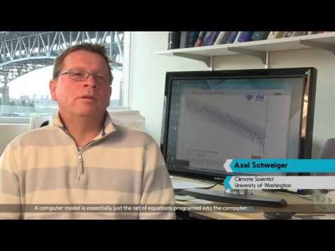 Investigating Arctic Ice Melt, Interview with Axel Schweiger